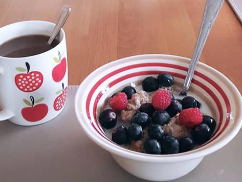 5 Healthy, Diabetic-Friendly Breakfasts