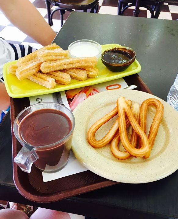 Gluten free Madrid