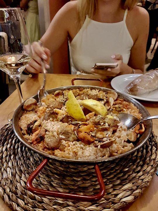 Gluten free in Malaga