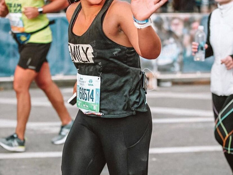 How She Ran the NYC Marathon With Type 1- Q&A With Emily Vuong