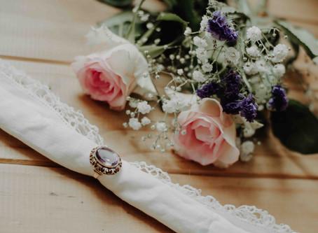 Unique Wedding Ring Inspiration
