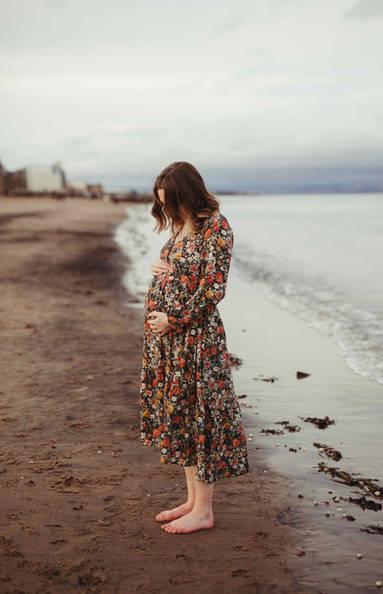 18.12.20 Tamar at Portobello Beach  - Re