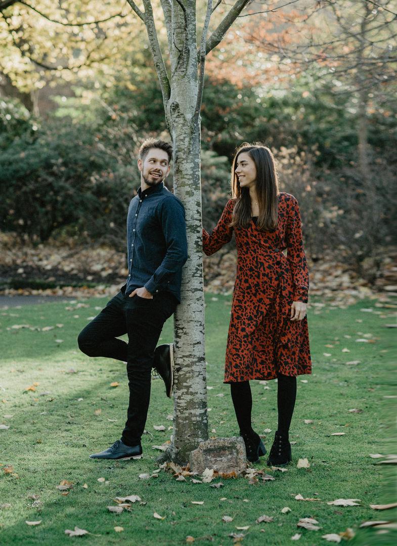 10.11.18 lisa and James 1 - Regenweibche