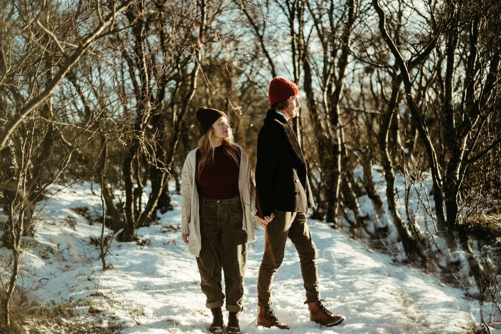 01.01.21 New Year Pentland Hill Winter W