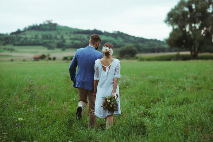 wilderness and adventure - a Wedding in the great outdoors