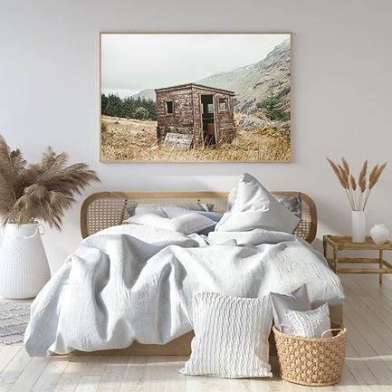 Mountain Shelter - Wild Photographic Prints by Regenweibchen Photography