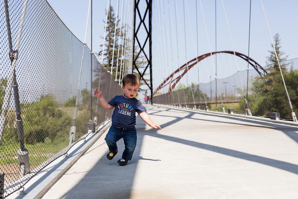 Happy Hollow Bridge