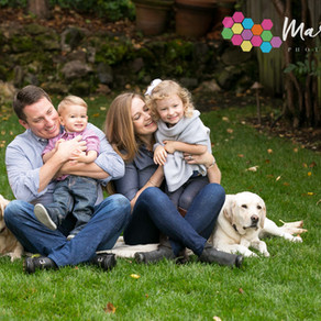 Home Family Session | San Mateo