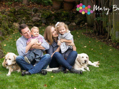 Home Family Session | San Mateo