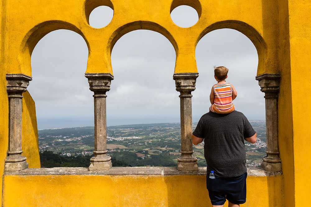Lisbon, Portugal, travel with toddler, Europe