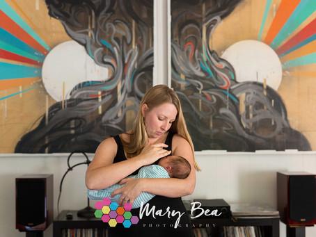 Serene Newborn | San Jose