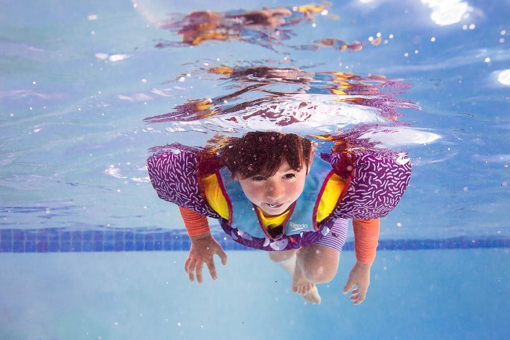 underwater photography, Underwater Kids
