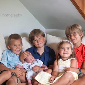 Portraits of a Family | Garrison, NY