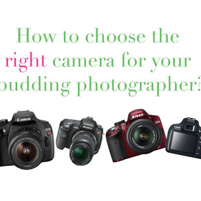 What Camera Is Right For Your Little One?