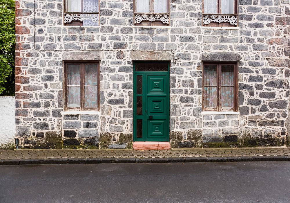 Sao Miguel Azores architecture