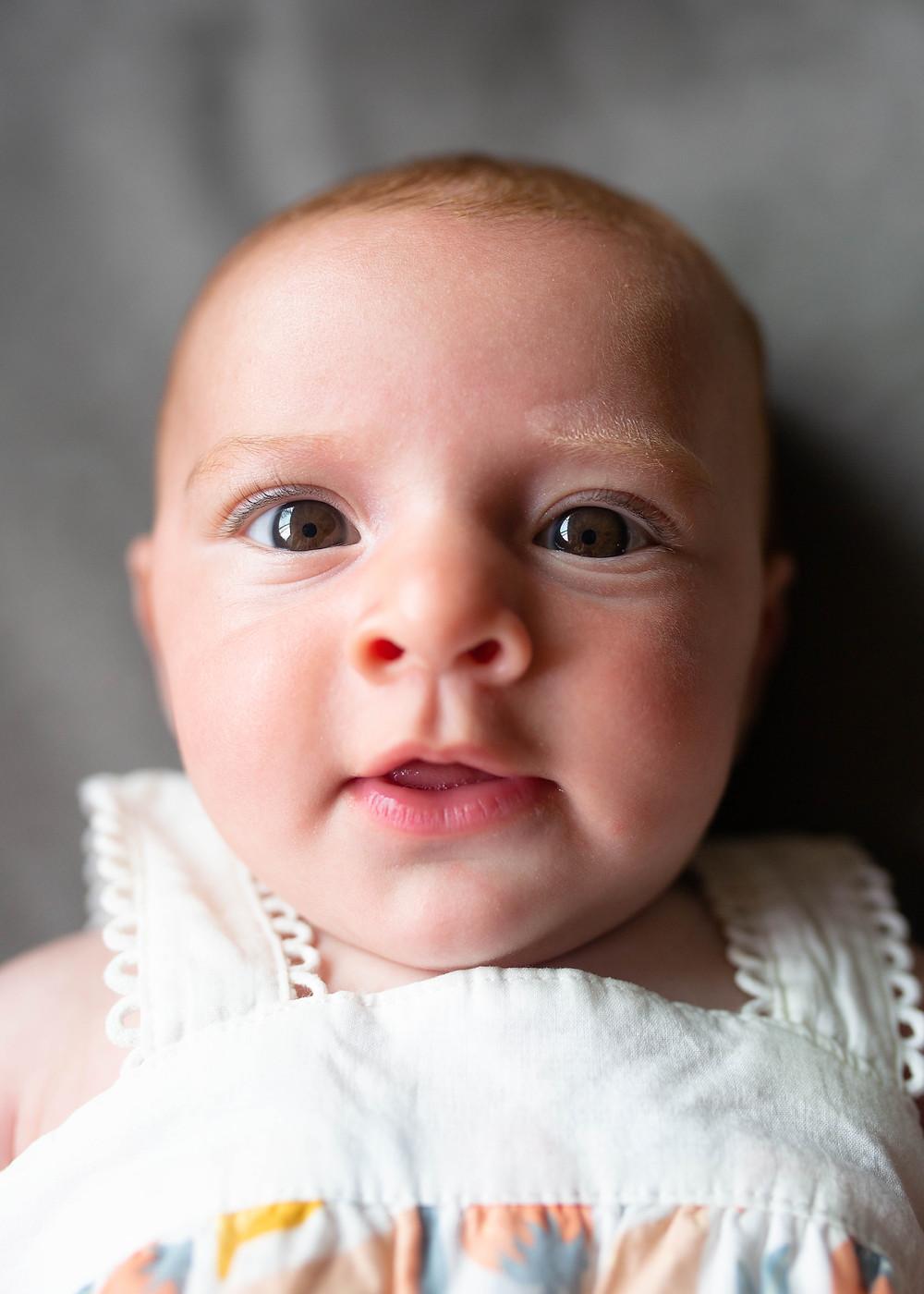 baby girl, full frame photography