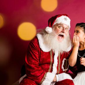 Santa Mini Sessions 2019