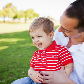 Father & Son   Mountain View, CA