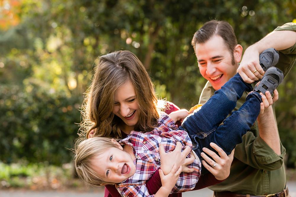 san jose family portrait session