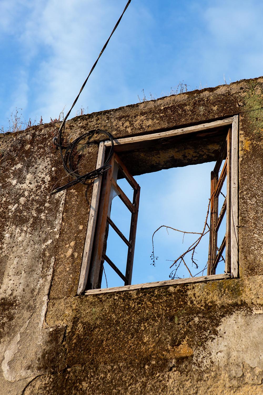 Porto, Portugal, ruins