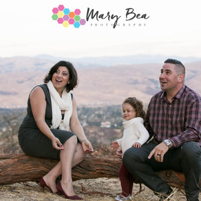 Holiday Family Session | San Jose