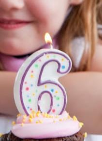 Eliza B is Six