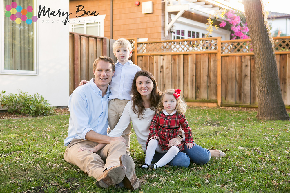 Menlo Park Family Photographer