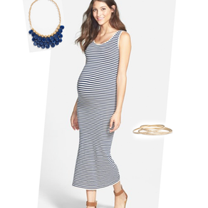Wardrobe Wednesday Maternity Style