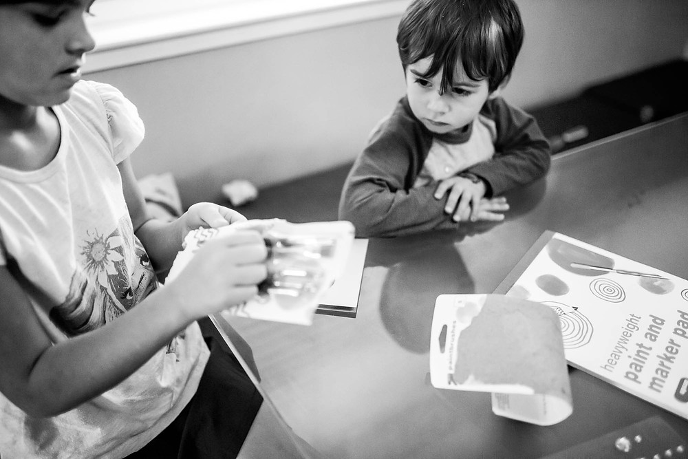 black and white, Valentine's Day activities for kids