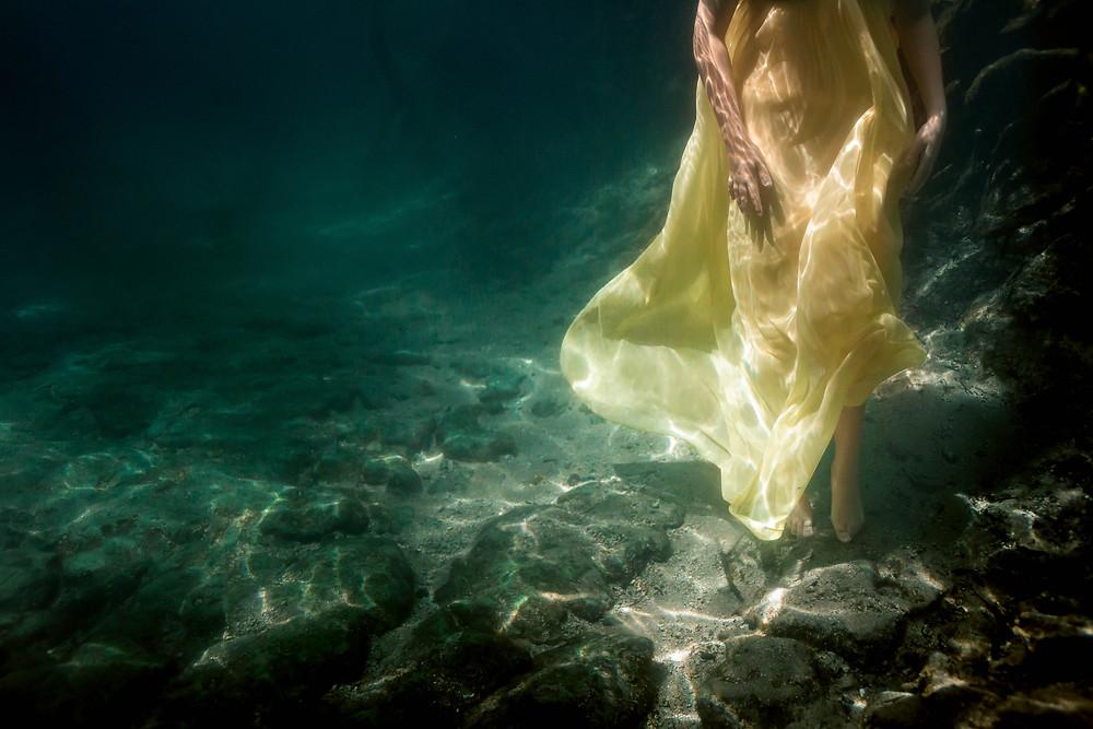 beautiful underwater photography