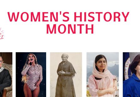 Women's History: A Great Work in Progress