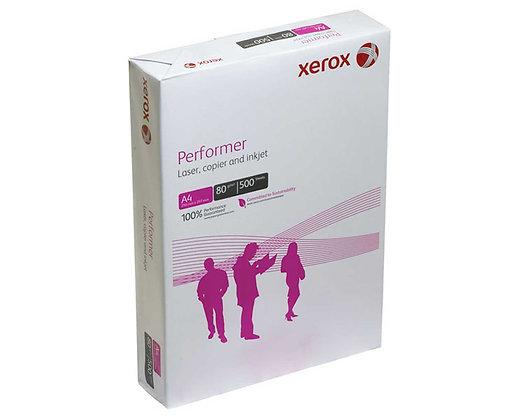 1 Ream Xerox Performer A4 80GSM Paper