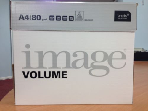 A4 Image Volume 80GSM Paper
