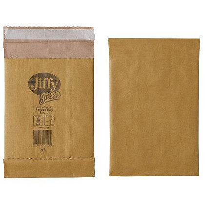 Jiffy Padded Bags Size JPB8