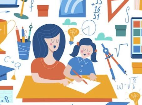 Varstvo otrok med šolanjem od doma