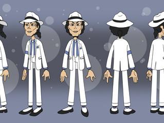 MJ Smooth Criminal Turnaround