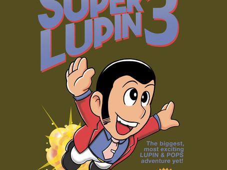 Super Lupin 3!