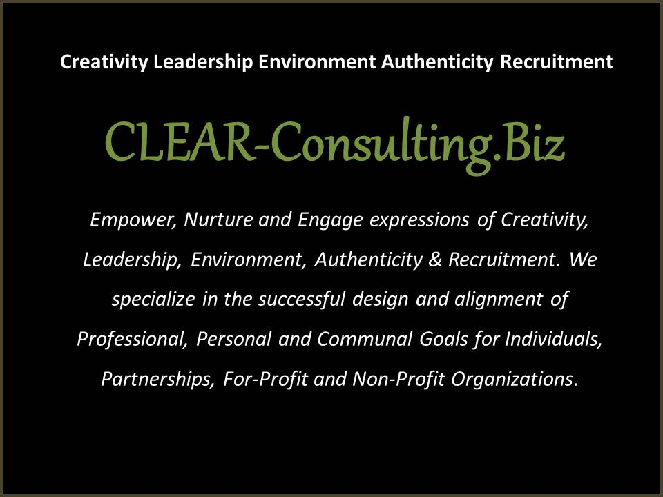 CLEAR-Consulting.Biz