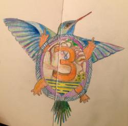 Lea the Hummingbird