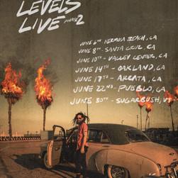 Keznamdi - 'Skyline Levels Live' tour po
