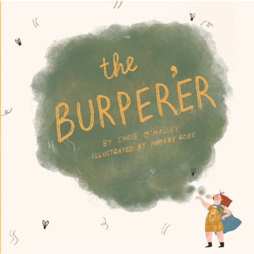 The Burper'er (Hardback)