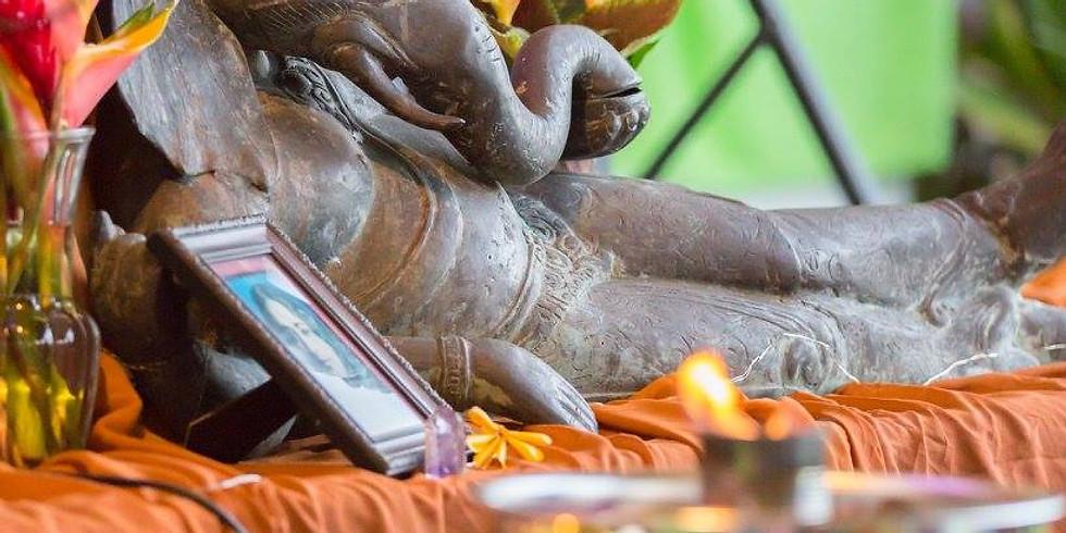 Every Wednesday: Kirtan -- Bhakti Yoga, Spiritual Mantra Chanting