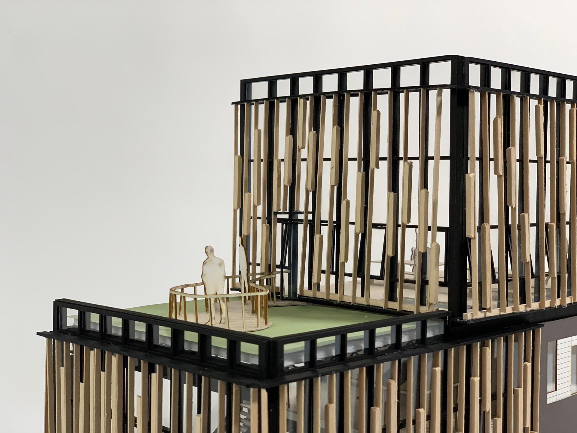 LANTERN DETAIL MODEL