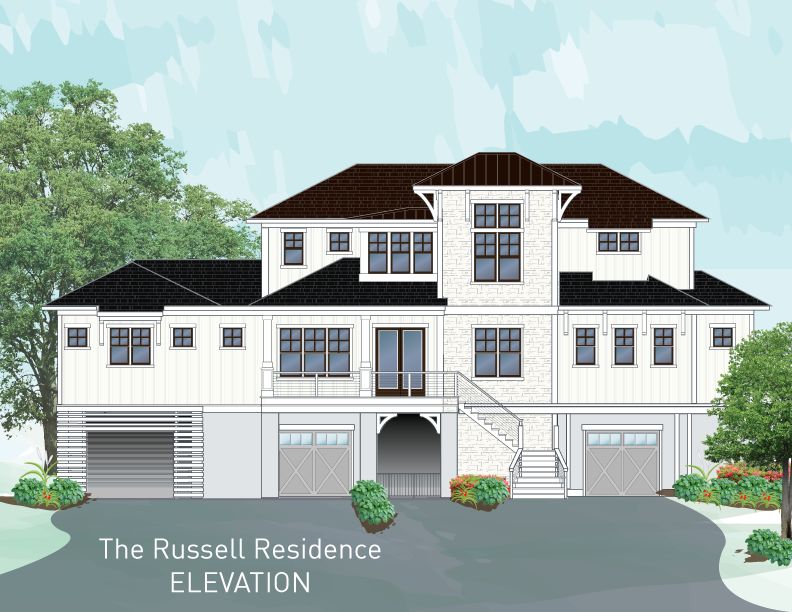 The Russell Residence