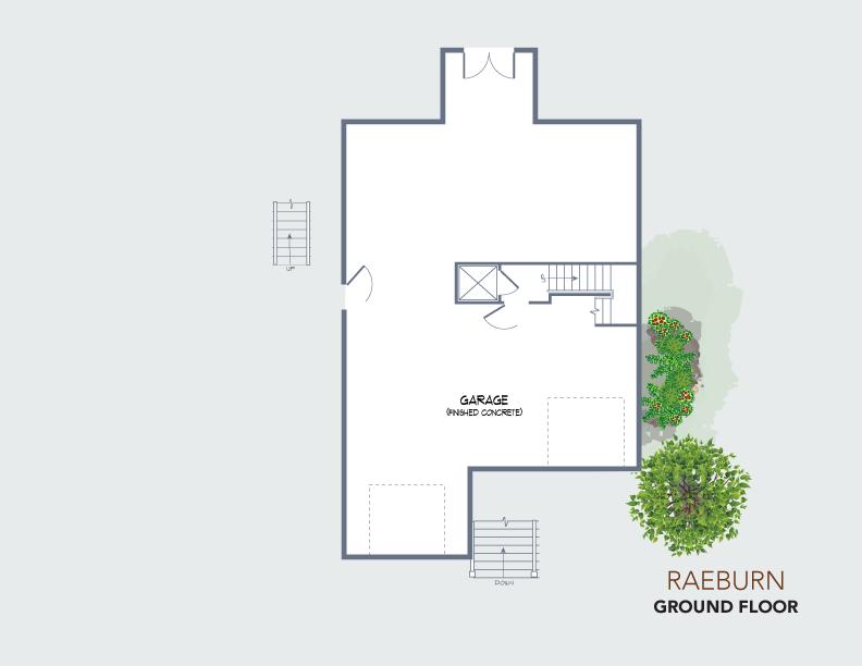 Raeburn Floorplan