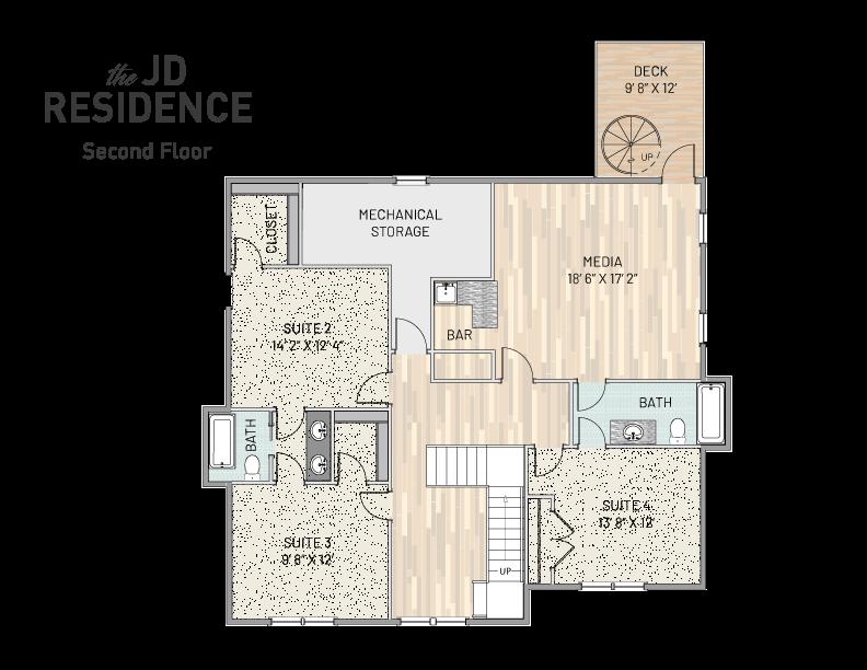 JD Second Floor
