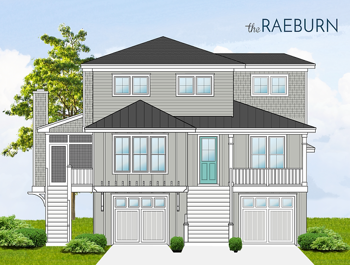 Click here to see The Raeburn Residence