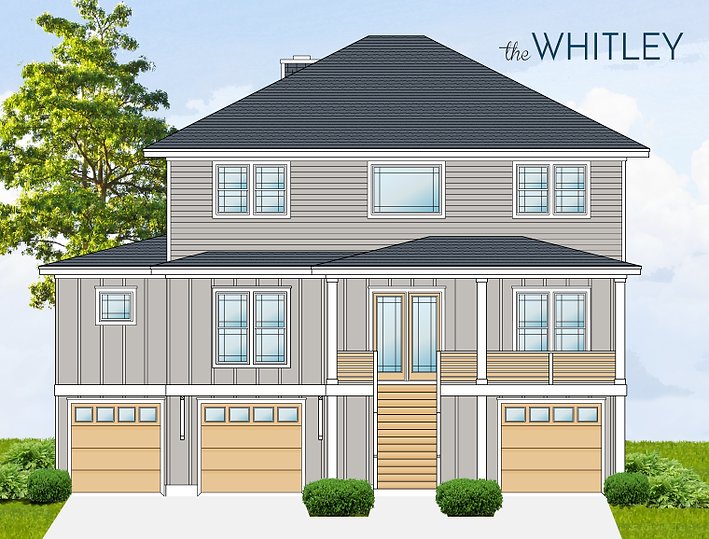 Click here to see The Whitley Residence