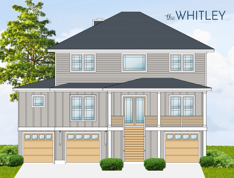 Whitley Residence