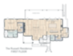 The Russell Floorplan